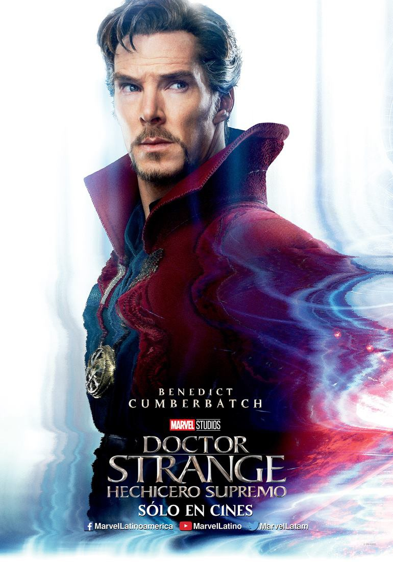 New DOCTOR STRANGE Clips, Featurettes, Hi-Res Images and ...