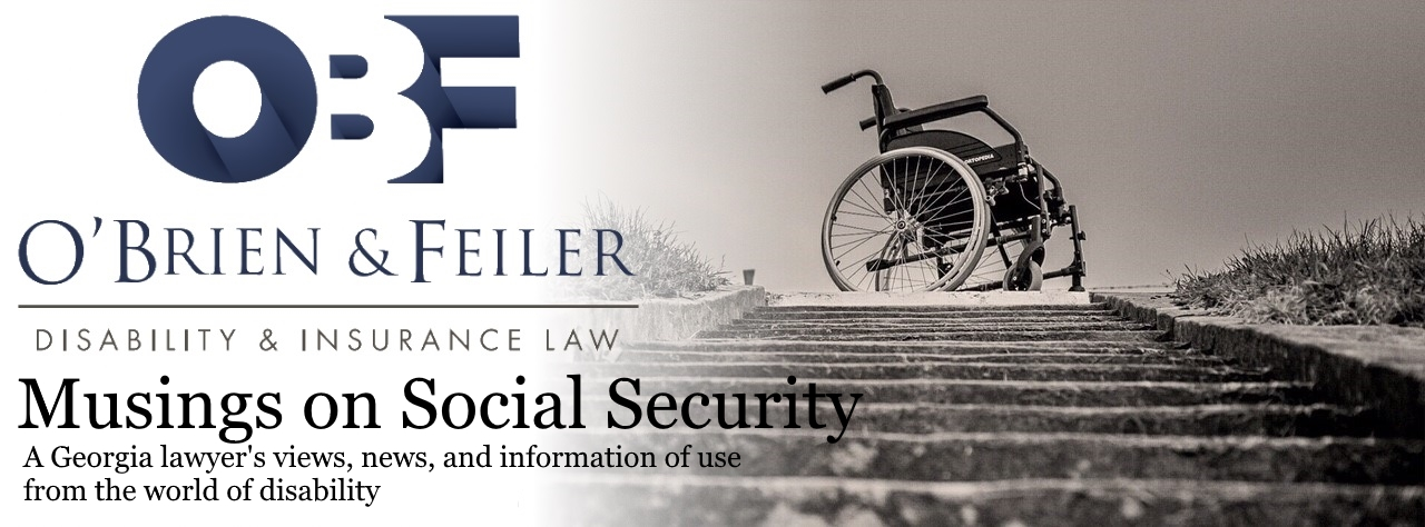 O'Brien & Feiler Law Firm Blog
