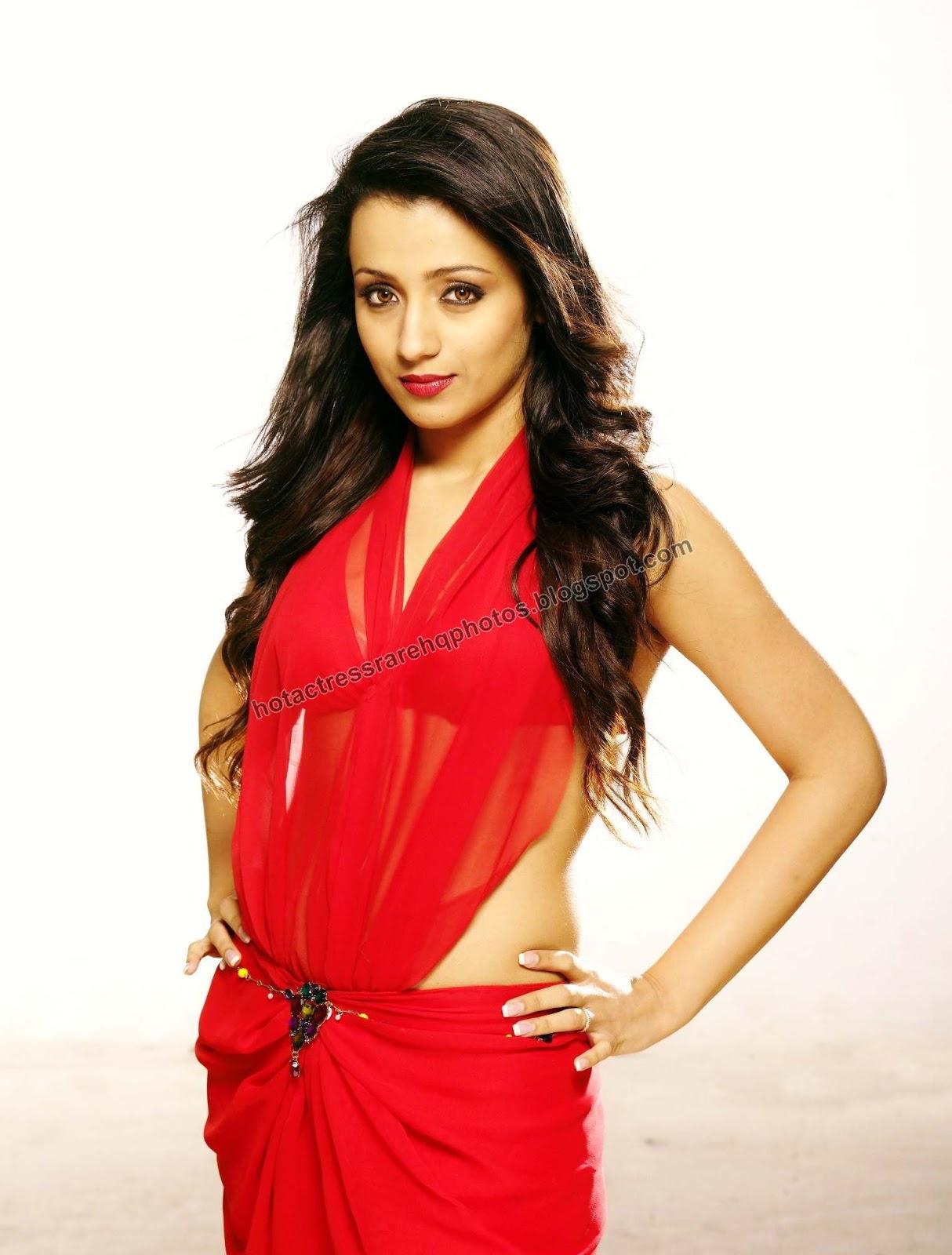 Hot Indian Actress Rare HQ Photos: Tamil Actress Trisha ...