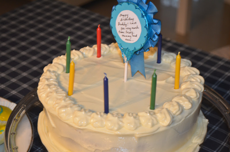 Cake Recipes By Nadia: Nadia's Happy Little Cottage: Special Request From Hubby