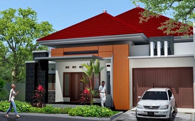 Denah Model Rumah  Minimalis Type  70  Terbaru 2019 Rumah