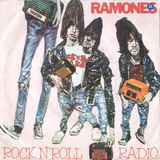 Do you remember Rock 'n' Roll Radio? Ramones