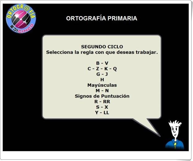 """""""Ortografía Primaria"""" de Edicinco"""