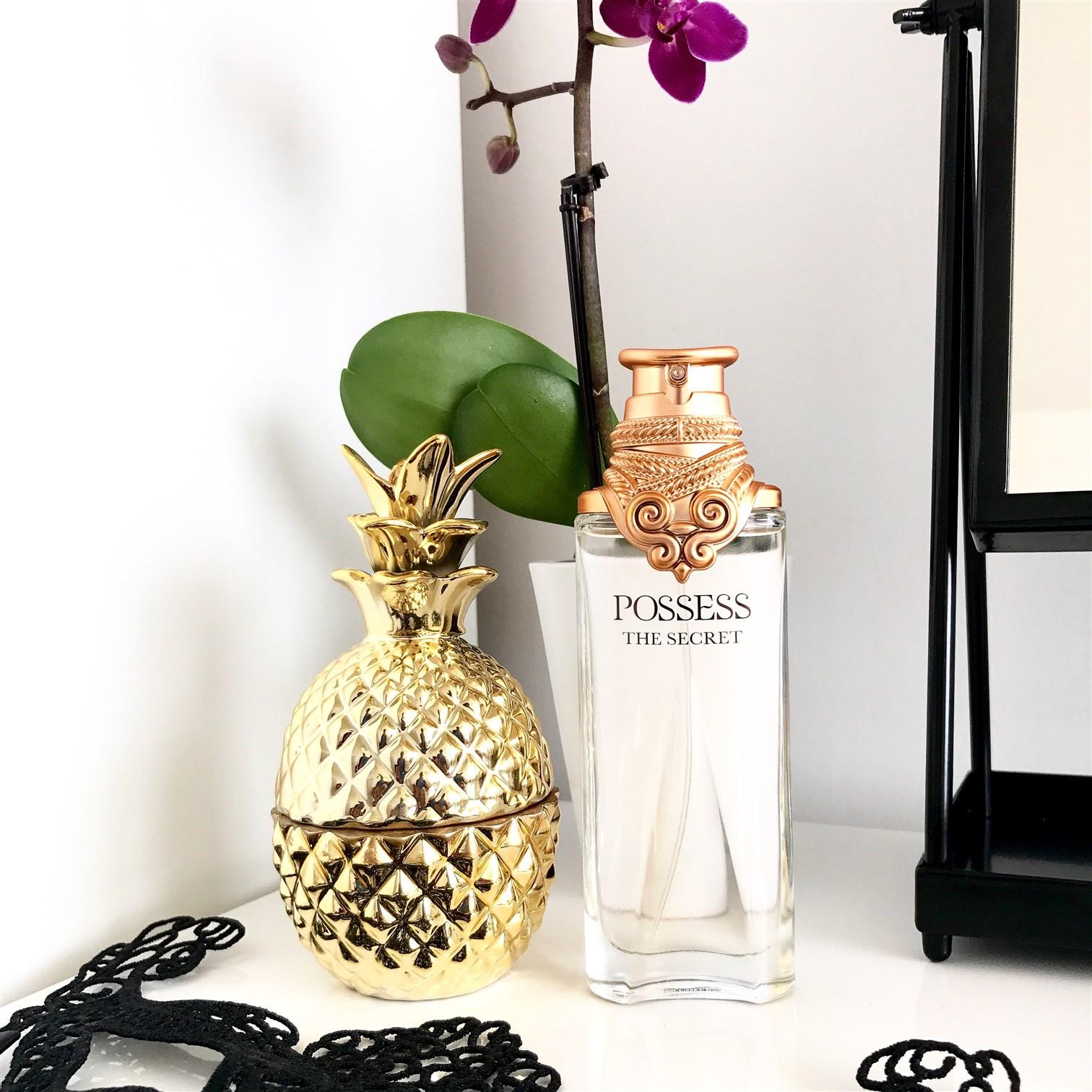 zdjęcie przedstawiające perfumy Oriflame Posess The Secret