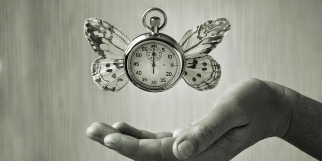Hargailah Setiap Detik Waktu Yang Ada