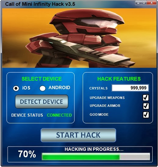 Call of Mini Infinity Hack Cheat Crack Free Download Unlimited