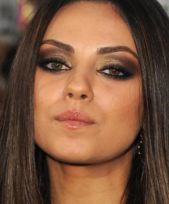 Natural Eyeshadow For Brown Skin