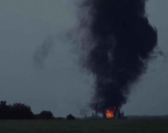 Em 2014, este vídeo forjado alimentou as histórias dos trolls sobre a 'explosão' de uma petroquímica na Luisiana (EUA)