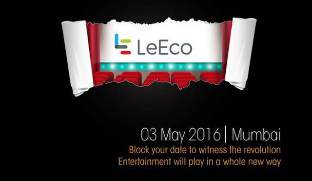 LeEco to Launch Le2 Le2 Pro Le Max 2 in India on 3rd May