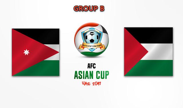 مشاهدة مباراة الاردن وفلسطين بث مباشر 15-01-2019 كأس أسيا