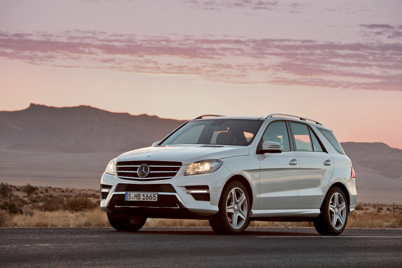 Best Car Models & All About Cars: Mercedes Benz 2012 M Class