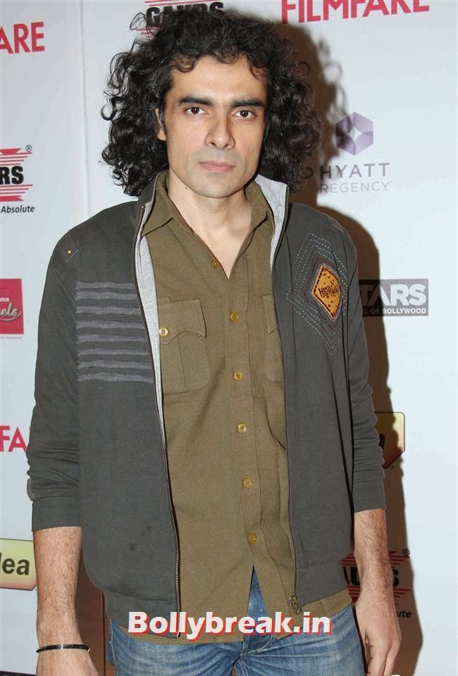 Imtiaz Ali, Bollywood Actors at 59th Filmfare Pre Awards Party