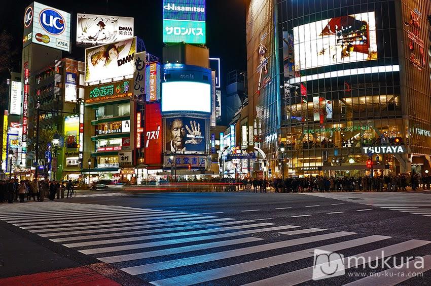 เที่ยวญี่ปุ่นด้วยตัวเอง #9 พาเดินข้าม5แยก ชิบูย่า (Shibuya)โตเกียว แวะถ่ายรูปสุนัขยอดกตัญญูฮะชิโก