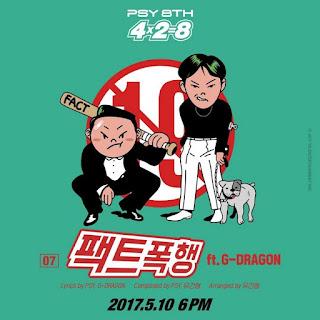 Psy (싸이) – Fact Abuse (팩트폭행)