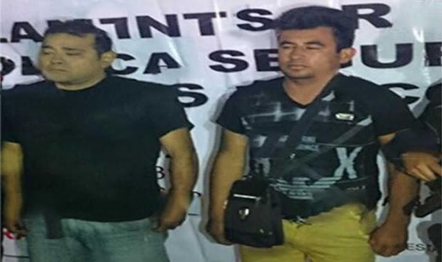 Conferencia de prensa en Toluca