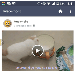 cara download video di line dengan aplikasi