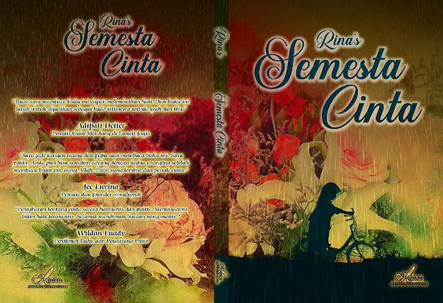 Cover Buku Semesta Cinta Karya Rina's