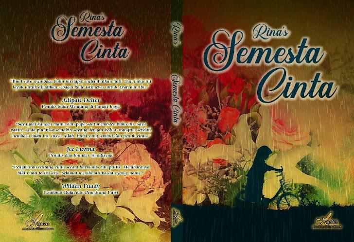 Review Buku Semesta Cinta karya Rina's