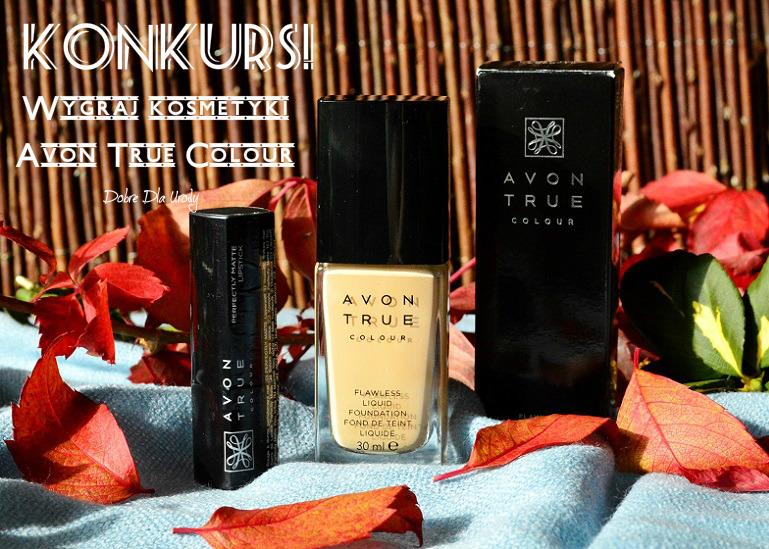 KONKURS Piękna jesień z Avon ♥ Wygraj kosmetyki do makijażu True Colour