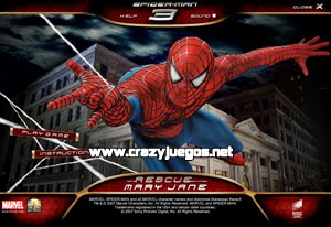 Jugar SpiderMan 3 Game