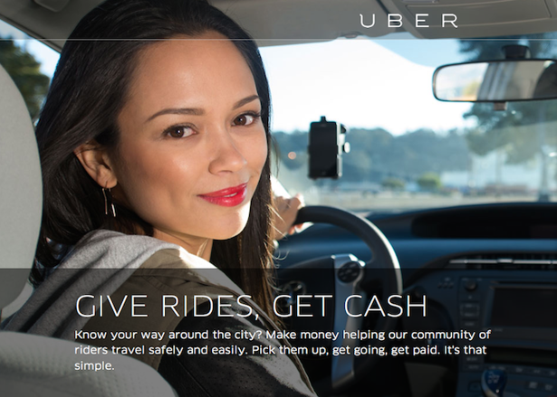 Drive with UBER. Register HERE!