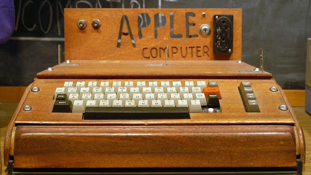 Apple First Computer