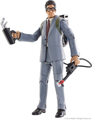 "San Diego Comic-Con 2015 Exclusive Ghostbusters ""Courtroom Battle"" Egon Spengler Action Figure by Mattel"