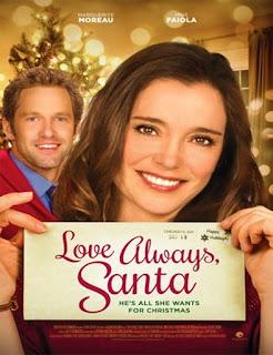 Love Always  Santa  Cartas de Navidad   2016