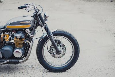 Honda CB550F Custom