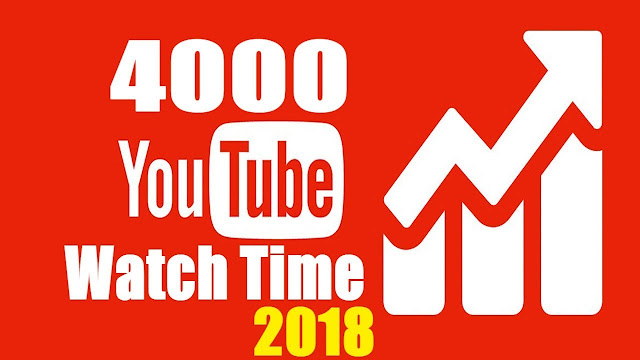 How to reach 4000 hours of watch Time on Youtube