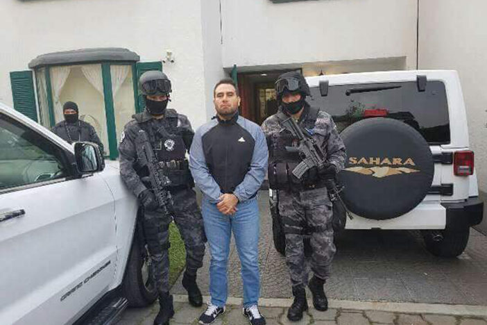 Cae Nicasio Arizmendi, jefe de secuestradores de La Barredora