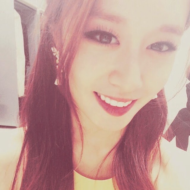 A beautiful morning with T-ara's JiYeon! | T-ara World