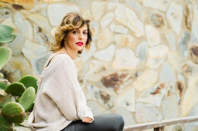 Criss Cross Backless Drop Shoulder Jumper Sweater Rosegal | Fashion
