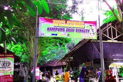 Kampung Susu Dinasty Tulungagung