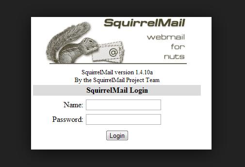 Cara Konfigurasi Webmail Server