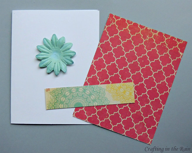 Easy Handmade Cards Crafting In The Rain