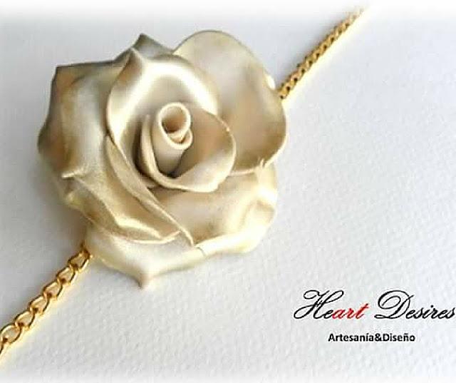 Collar artesanal de Ame Reyes