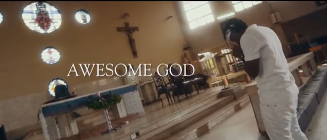 [Video] Demmie Vee ft 2baba -  Awesome God
