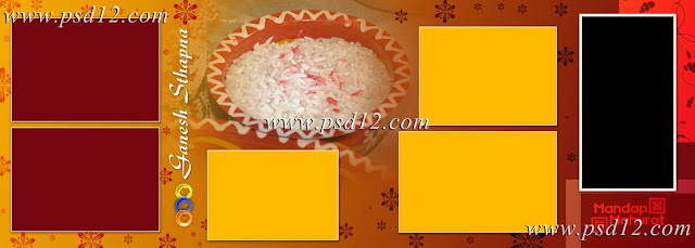 10x28 Vidhi Wedding Photo Album Templates Vol-2
