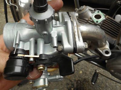 A Corbin Says What?: Installing a Phatmx Carburetor on