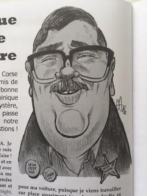 Dominique Arrighi pour le Sans-Culotte 85 de ce mois-ci. #portnoirmoutier ©Guillaume Néel