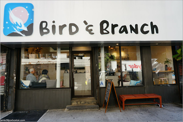Ruta Gastronómica Dulce por Nueva York: Bird & Branch