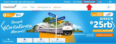 Cara Membatalkan Tiket Pesawat Traveloka | Traveloka Refund Online
