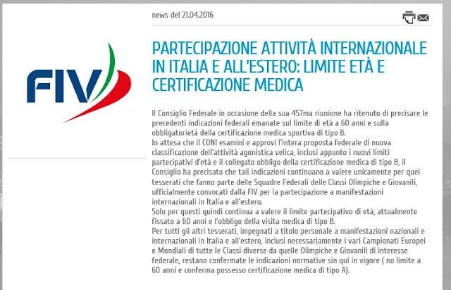 http://www.federvela.it/news/partecipazione-attivit%C3%A0-internazionale-italia-e-all%E2%80%99estero-limite-et%C3%A0-e-certificazione-medica