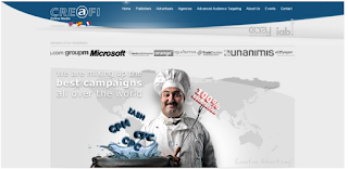 AD NETWORKS:Creafi Online Media