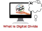 What is digital divide and definition ?