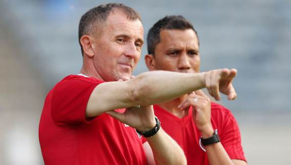 Micho explains why Orlando Pirates hired Davids