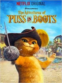 Las aventuras del Gato con Botas Temporada 1