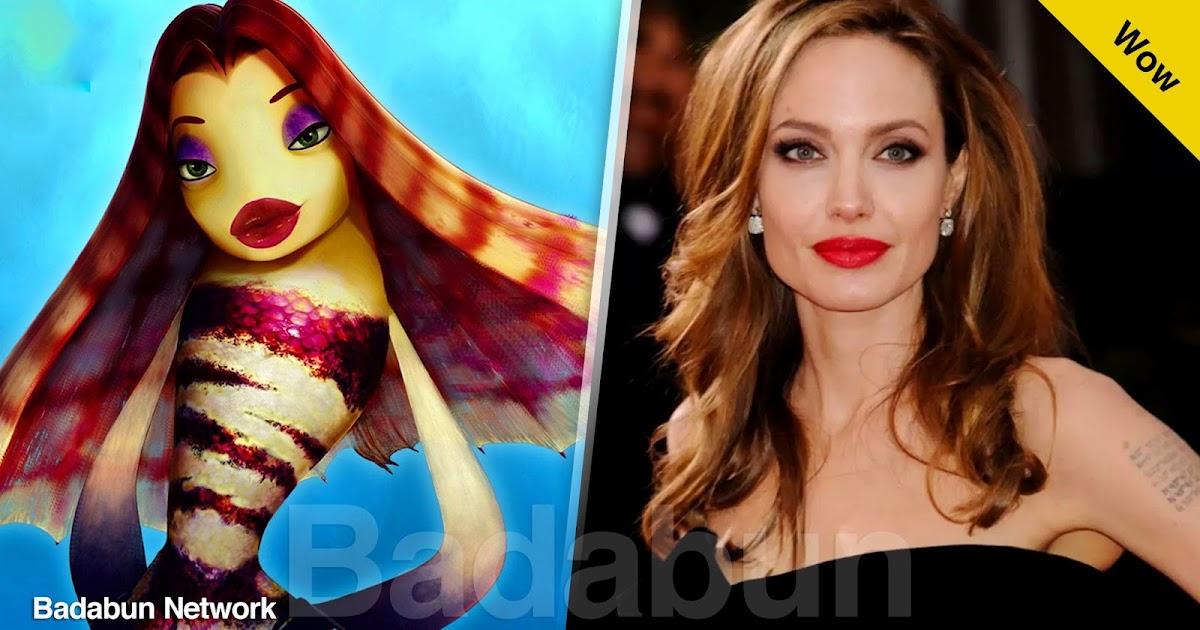 personajes inspirados famosos animados Disney