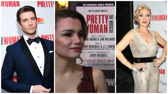 Pretty Woman The Musical Review Philadelphia Theater Critic